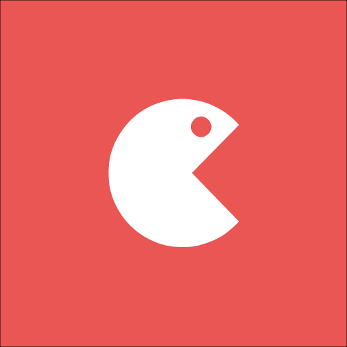red pacman